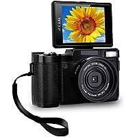 Digital Camera Camcorder Full HD Video Camera 1080p...
