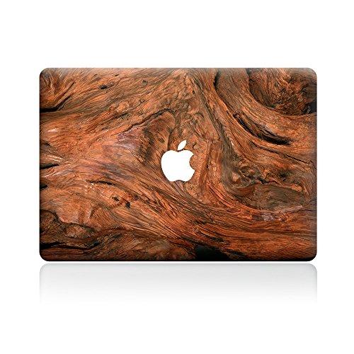 GTNINE MacBook Sticker Strange Wood Vein Full Set MacBook Vinyl Decal Laptop Skin Removable Sticker For Apple Macbook Pro 13'' Retina(A1502/A1425) by GTNINE