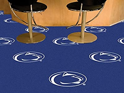 "Wholesale Team Carpet Tiles Penn State 18""x18"" tiles"