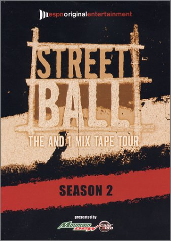 Price comparison product image Street Ball - The AND 1 Mix Tape Tour,  Season Two