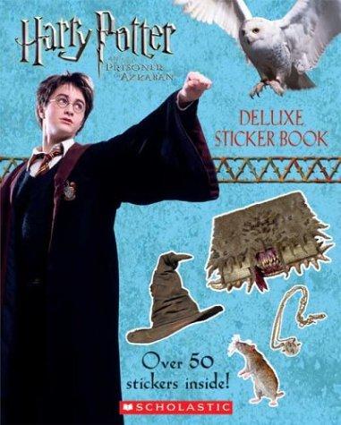 Download Deluxe Sticker Book (Harry Potter) ebook