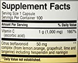 Natures Way Vitamin C 1000 with Bioflavonoids, 100 Vcaps