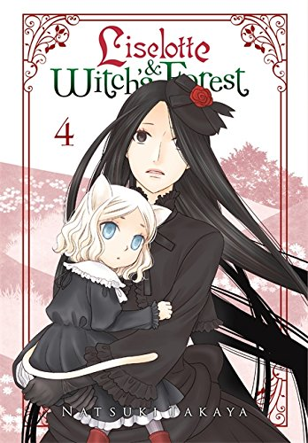 (Liselotte & Witch's Forest, Vol. 4 (Liselotte in Witch's Forest))