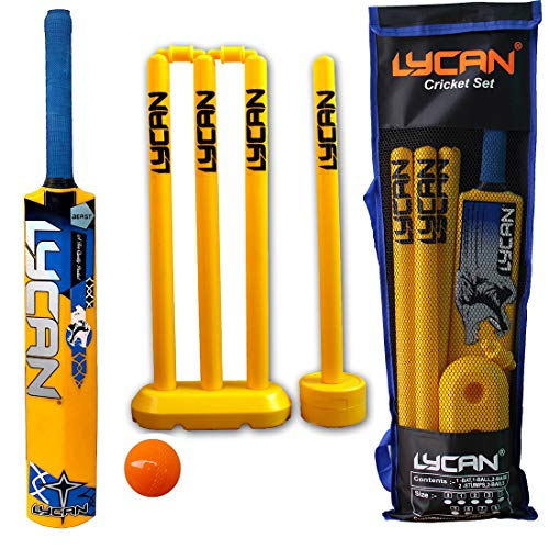 Lycan Beast PVC Cricket Bat Kit for All Age Groups Price & Reviews