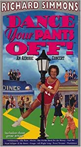 Richard Simmons - Dance Your Pants Off! [VHS]