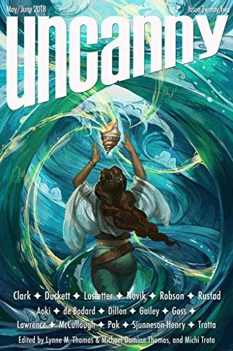 Uncanny Magazine (Magazine 1 Popular)