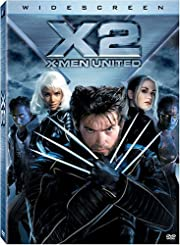 X2 - X-Men United (Widescreen Edition) by…