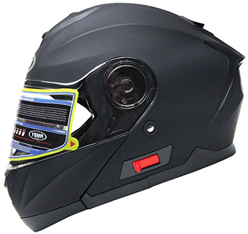 Modular Motorcycle Helmets With Bluetooth - 5