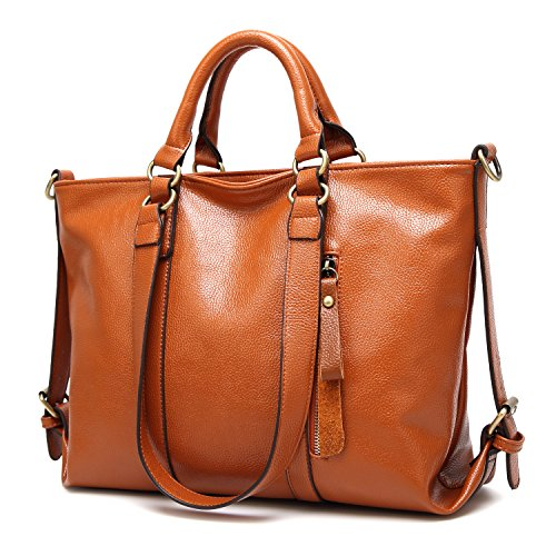 Women-Top-Handle-Satchel-Handbags-Shoulder-Bag-Top-Purse-Messenger-Tote-Bag-SiMYEER