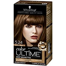 Schwarzkopf Ultime Hair Color Cream, Cinnamon Brown, 5.24, 2.03 Ounces