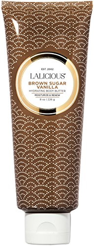 LALICIOUS - Brown Sugar Vanilla Hydrating Body Butter - 8 - Sugar Hydrating