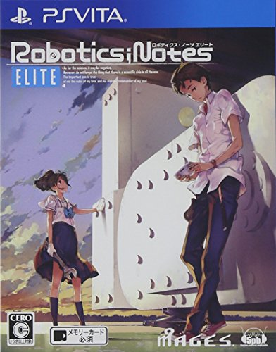 ROBOTICS;NOTES ELITE (通常版) (Robotic Notes Elite compare prices)