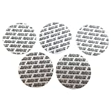 50 pcs 58 mm Bottle/Jar Pressure Foam Safety Tamper Resistant Seals