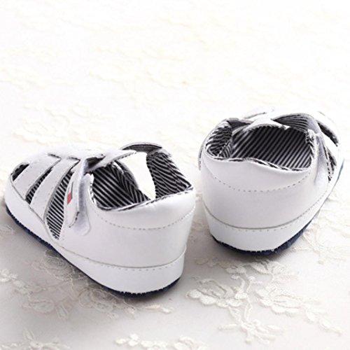 OverDose,BéBé Enfants Fille GarçOns Berceau Soft Sole Bambin Des Sandales Chaussures Sneaker