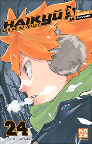 haikyu les as du volley t21 french edition