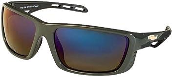 134488e909 Chevrolet Polarized Sunglasses El Series Sports Style Model CPHRC by Solar  Bat