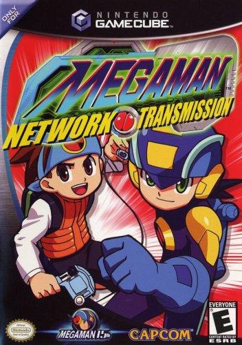 Mega Man Network Transmission - Gamecube