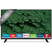 VIZIO D65u-D2 65 Inches Class UHD Full-Array LED Smart TV (2016 Model)