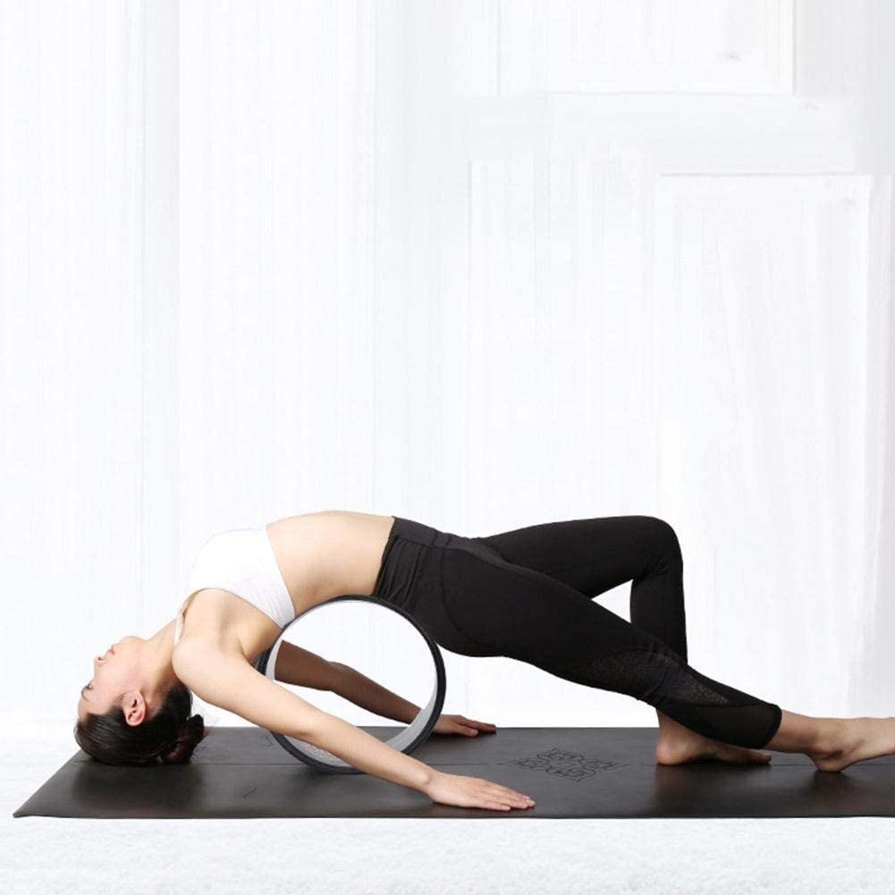 Amazon.com : Yoga Wheel Plexus Wheel - Strongest Most ...