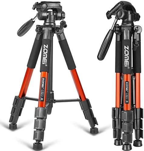 Amazon.com: Zomei - Trípode compacto y ligero para cámara ...