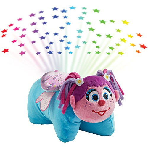 Pillow Pets Sesame Street Abby Cadabby Sleeptime Light