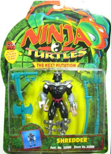 Ninja Turtles The Next Mutation Shredder Figure (Teenage Mutant Ninja Turtles Venus De Milo)