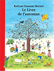 Le livre de l'automne par Berner