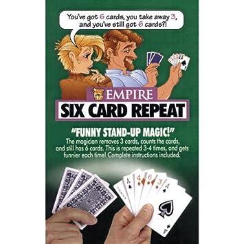 Siempre 6 (Cartas) - Juego de Magia: Amazon.es: Juguetes y ...