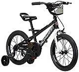 Schwinn Koen Boy's Bike with SmartStart, 16'' Wheels, Black