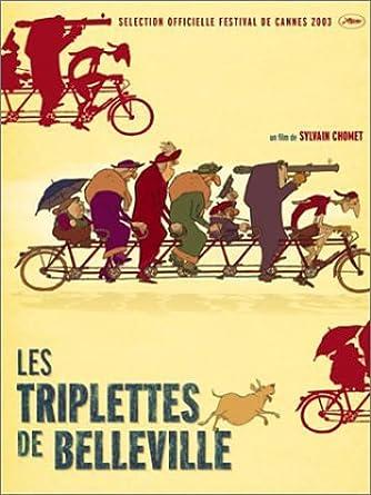 gratuitement film les triplettes de belleville