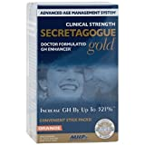 MHP Secretagogue-Gold,Orange,30 packets 15.9 oz 447 g