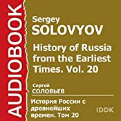 History of Russia from the Earliest Times: Vol. 20 [Russian Edition] | Sergey Solovyov