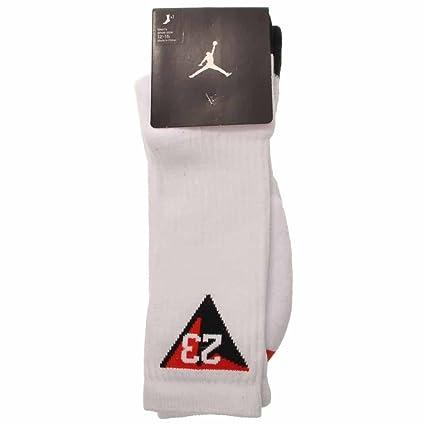 Amazon.com: [717182 – 100] Air Jordan Hare Jordan calcetín ...