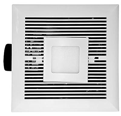 Tatsumaki LD-120 Bathroom Fan - 120 CFM Ultra Quiet with LED