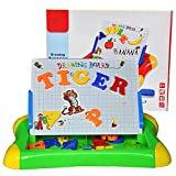 S&M TREADE-Child Kids Baby Magnetic English Letters Alphabet Magnet Board Set Teaching Toys