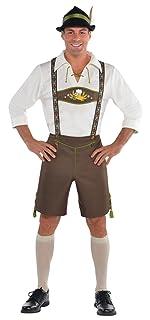 Amscan International Adulti Mr. Oktoberfest Uomo Costume (Grande/Xl) Christy`s 845010