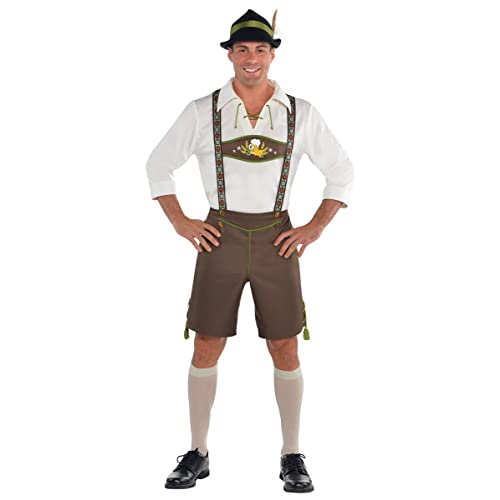 Amscan Adult Mr Oktoberfest Costume