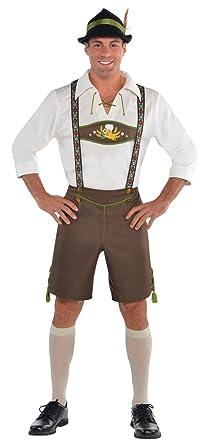 Amscan Adults Mr. Oktoberfest Men Costume, M/L 42 ,46\u0026quot;