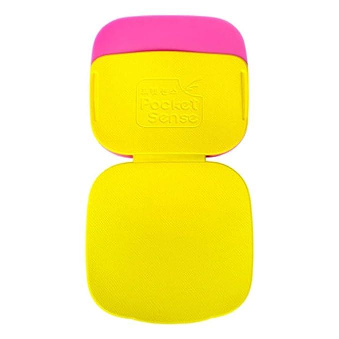 Comtervi Klebriges Pelo, Lavable klebrige, Pelusas, Fluff Pet Eliminador de Pelo, plástico Limpieza, Lavado Bar Reutilizables para Eliminar Rodillo: ...