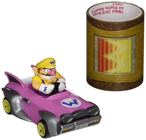 - World of Nintendo Wario Tape Racer Vehicle