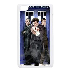iPod Touch 4 Case White Doctor Who Frnzn