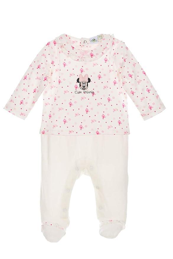 Disney Pijama para bebé, diseño de Minnie Mouse en Dos Piezas, para ...