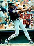 img - for Albert Belle (Baseball Legends) book / textbook / text book