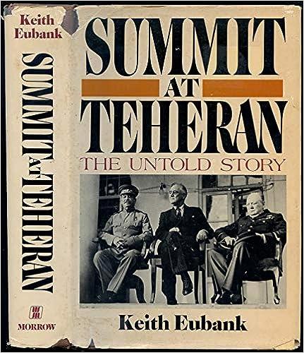 Summit Teheran