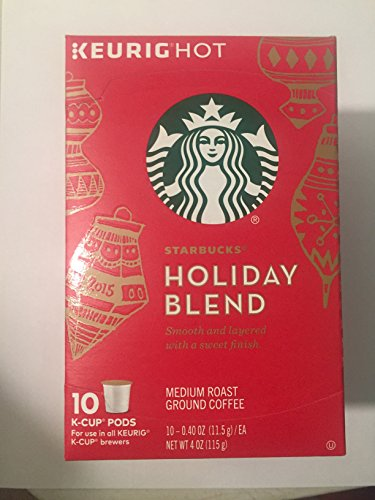keurig starbucks holiday blend - 8