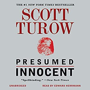 Amazon.com: Presumed Innocent (Audible Audio Edition): Scott Turow, Edward  Herrmann, Hachette Audio: Books  Presumed Innocent Ending