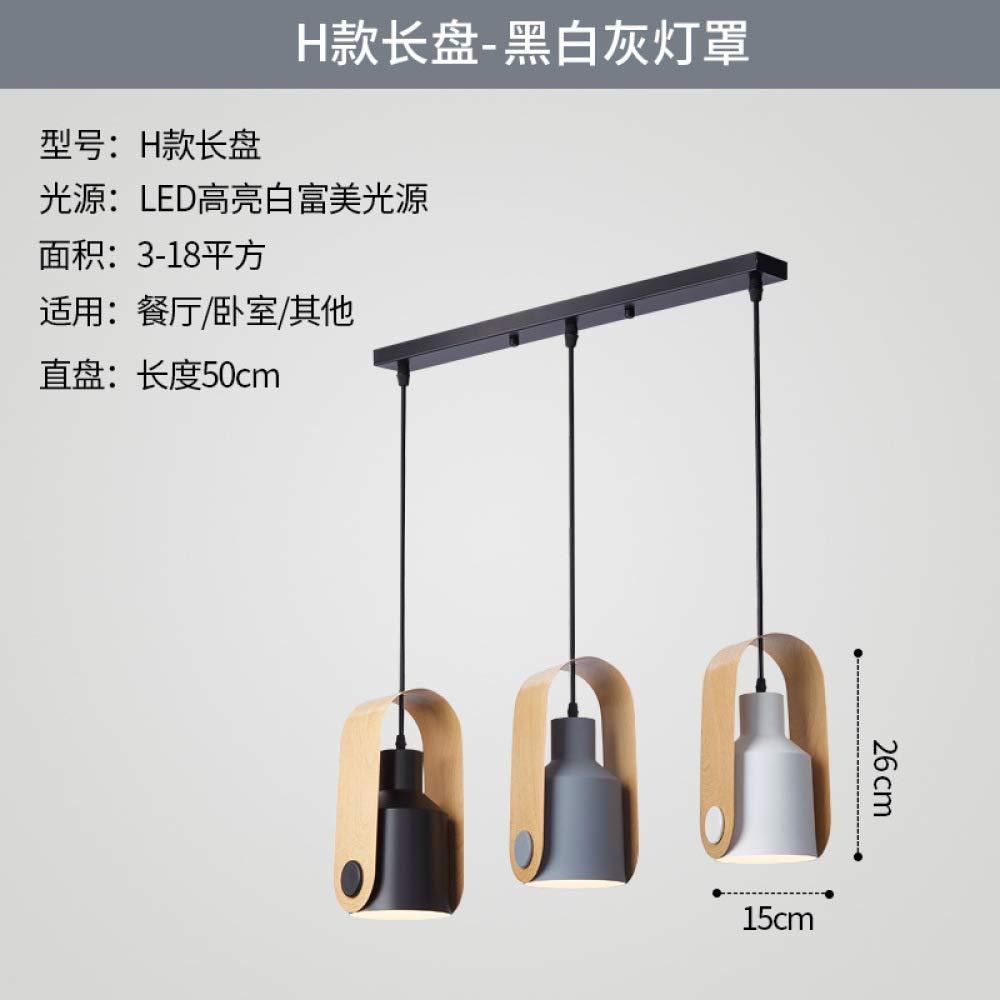 Personalidad mesa comedor balcón bar lámpara de mesa iluminación H ...