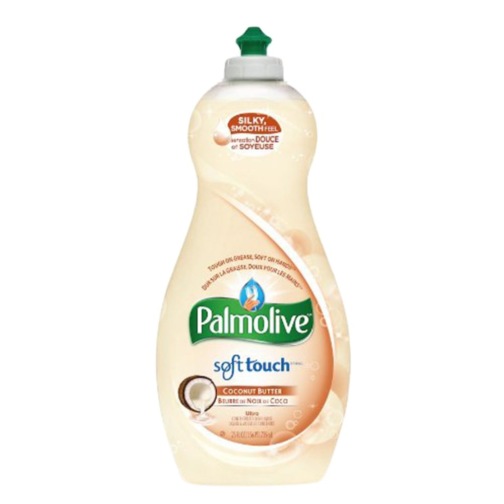 Palmolive Soft Touch Dish Soap 739ml, Coconut Butter