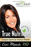 True Nutrition, Coco March, 1614485224