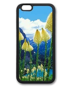 Black Case for iphone 5 5s ,Fashion Cool Art Flower Pattern Custom Protective Soft TPU Back Case Cover for iphone 5 5s